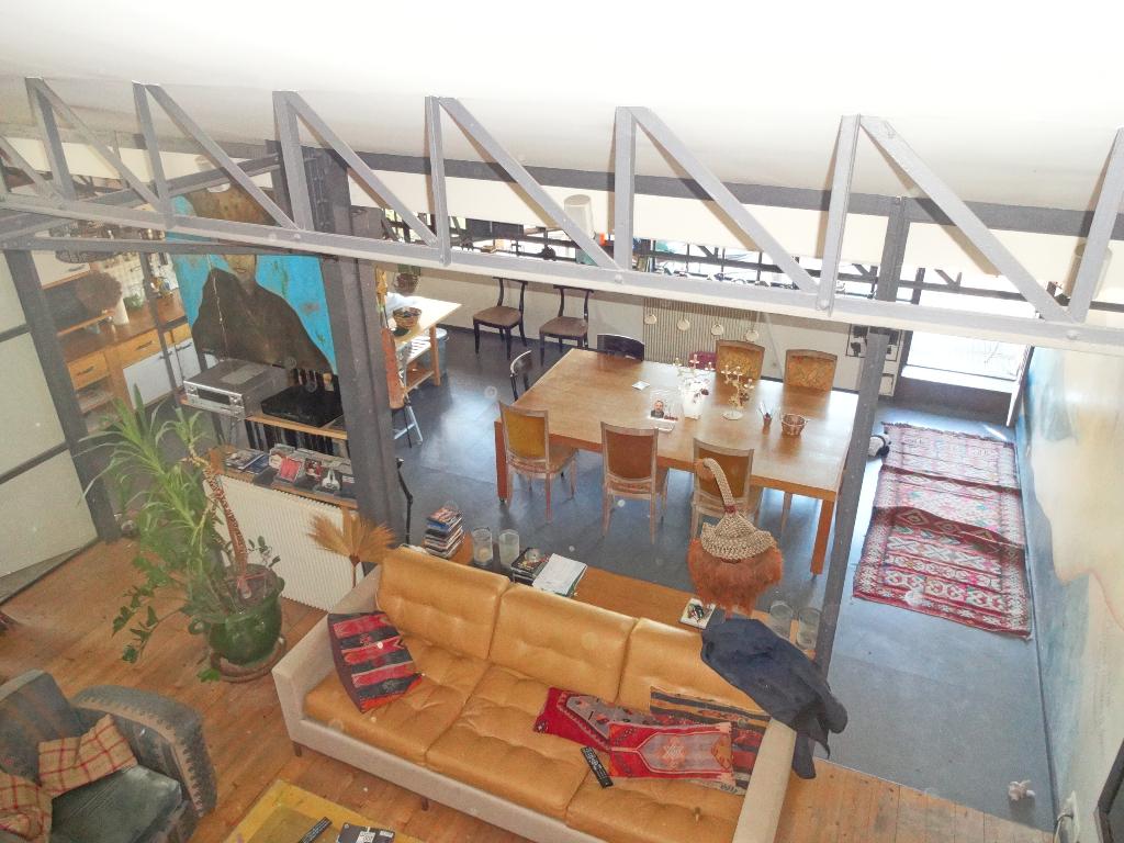 Appartement Issy Les Moulineaux 5 pièce(s) 166 m2