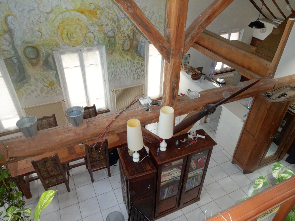 Appartement Bourg Chatillon 5 pièce(s) 124 m2