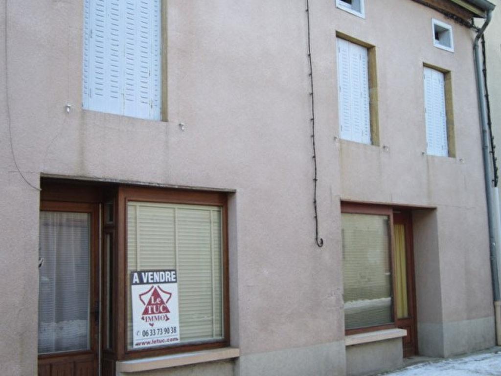 St Germain Laval 7 mn - Maison 3 chambres - terrain  1350 m²