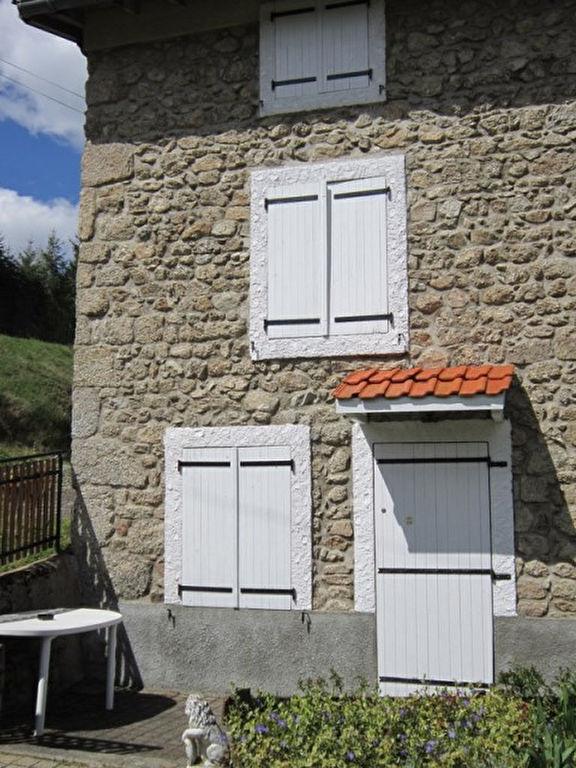 Saint Jean La Vetre maison de caractère et terrain 574m2