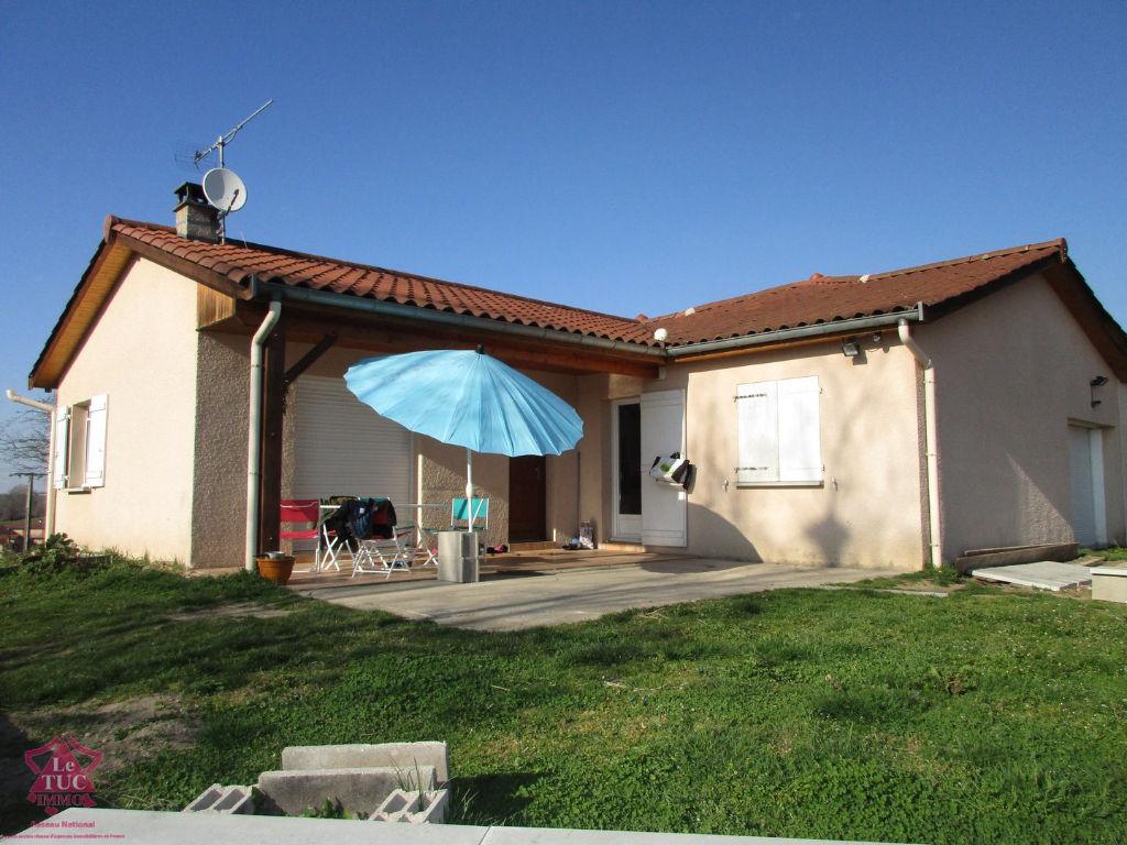 Maison Saint Barthelemy Lestra 5 pièces 135 m2