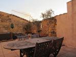 Maison de village de170 m2 , 7 pièces , grande terrasse  de  60  m2, garage
