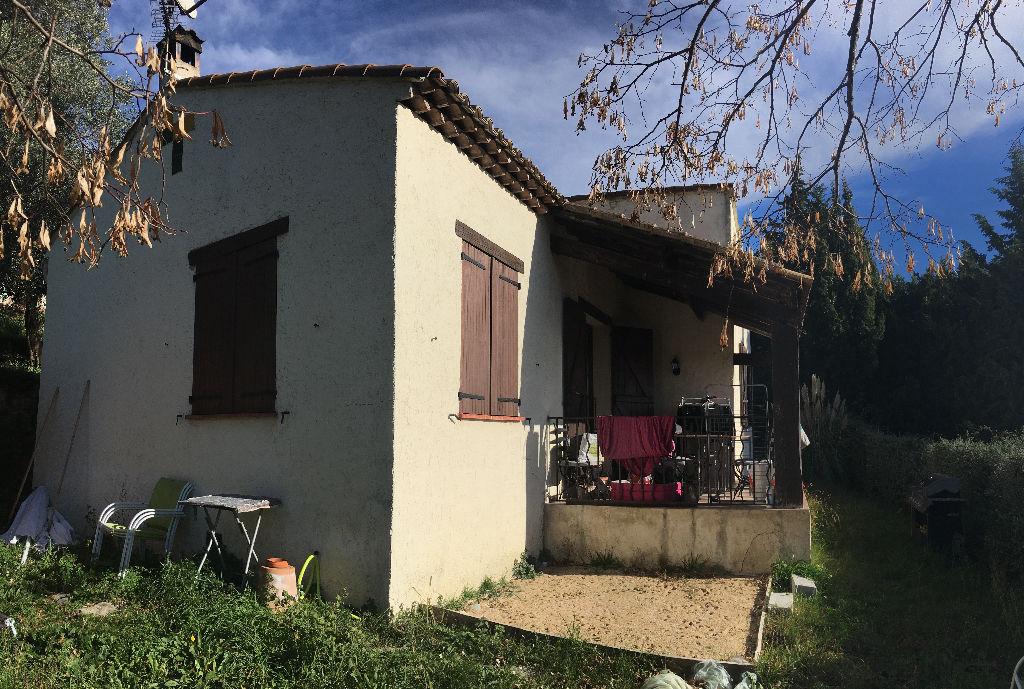 Maison Chateauneuf Grasse 3 pièce(s) 70 m2