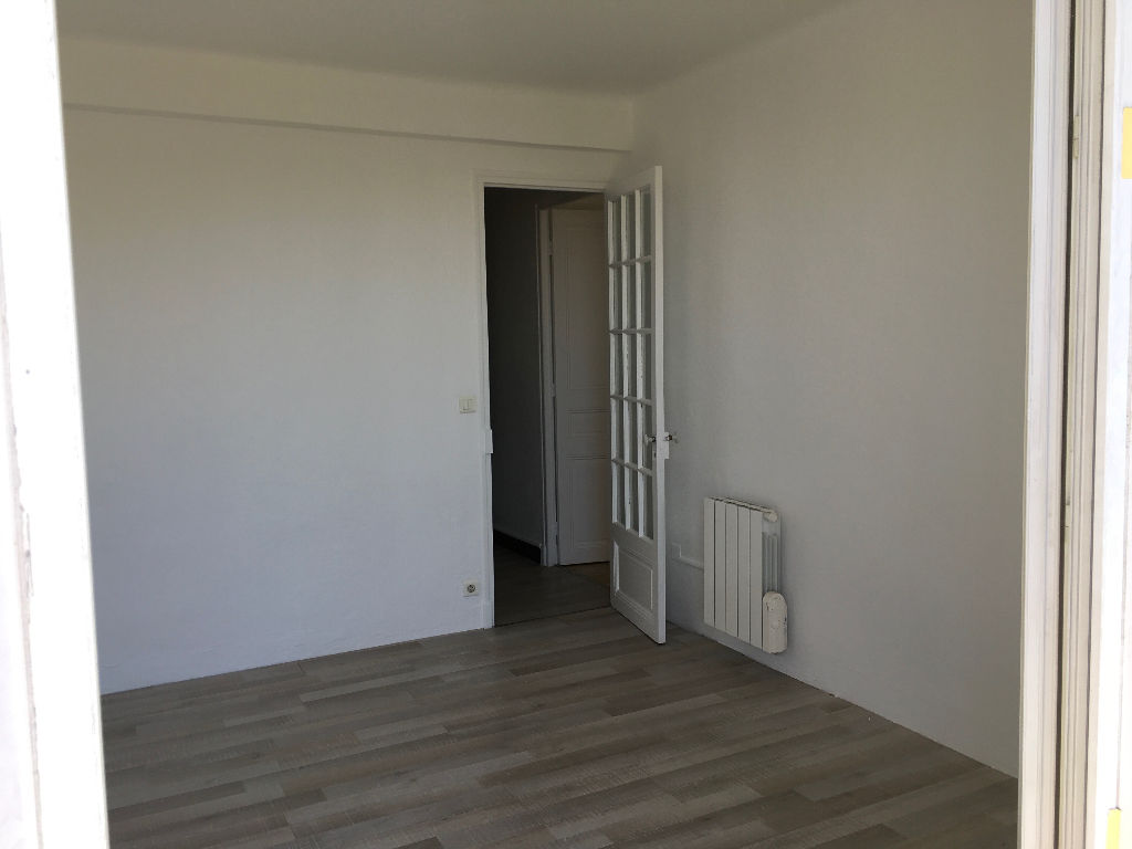 Magagnosc appartement 3 pièces avec jardin privatif et un garage