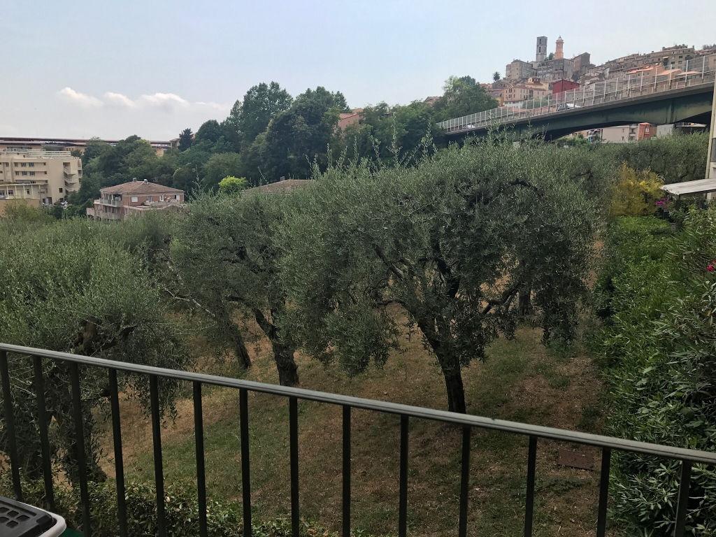 Grasse est Deux pièces avec balcon sur vue