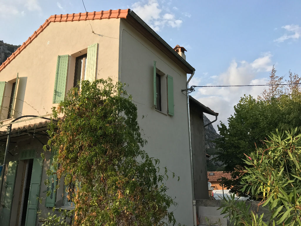 Bridge of the central wolf, semi-detached house three rooms with garden new state.