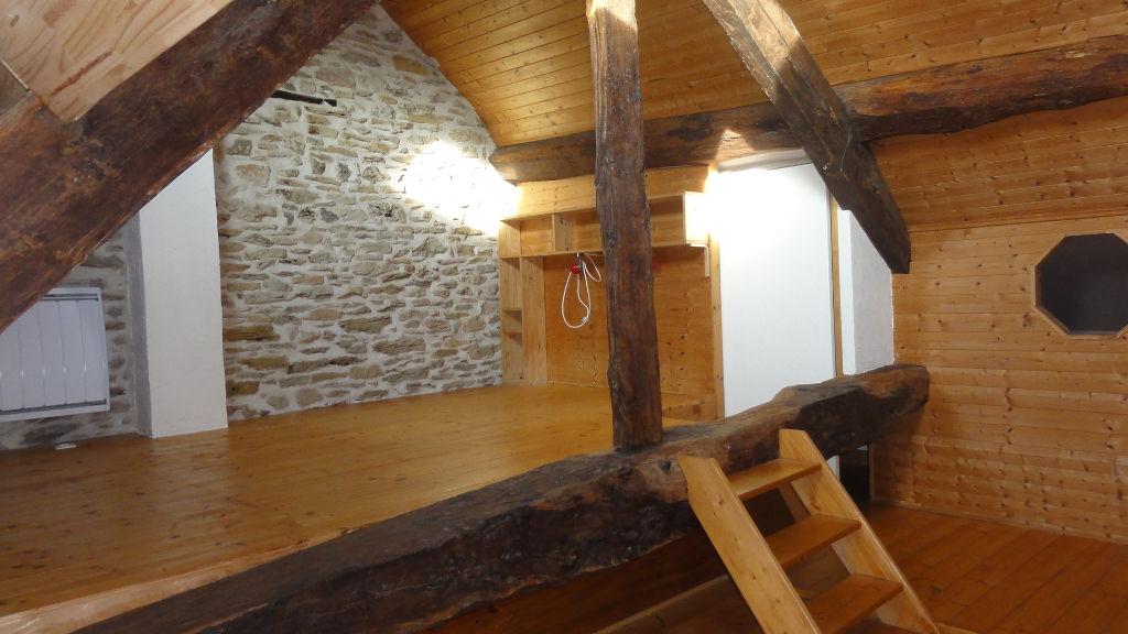 SAULT BRENAZ - Maison 4 pièces 80 m2 - garage - terrasses