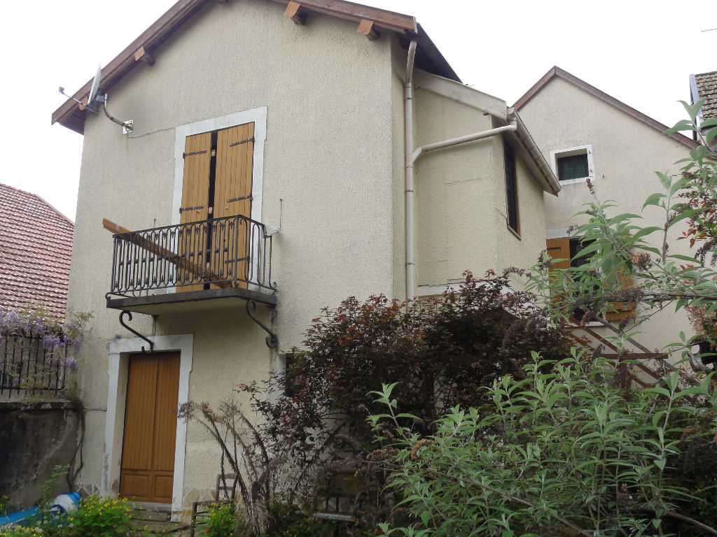 Maison Serrieres De Briord 5 pièce(s) 110 m2