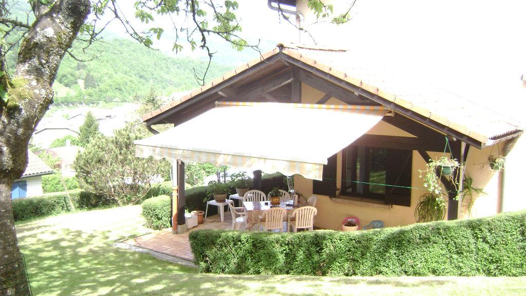 Villa Argis 6 pièces 120 m2 terrain cave garage