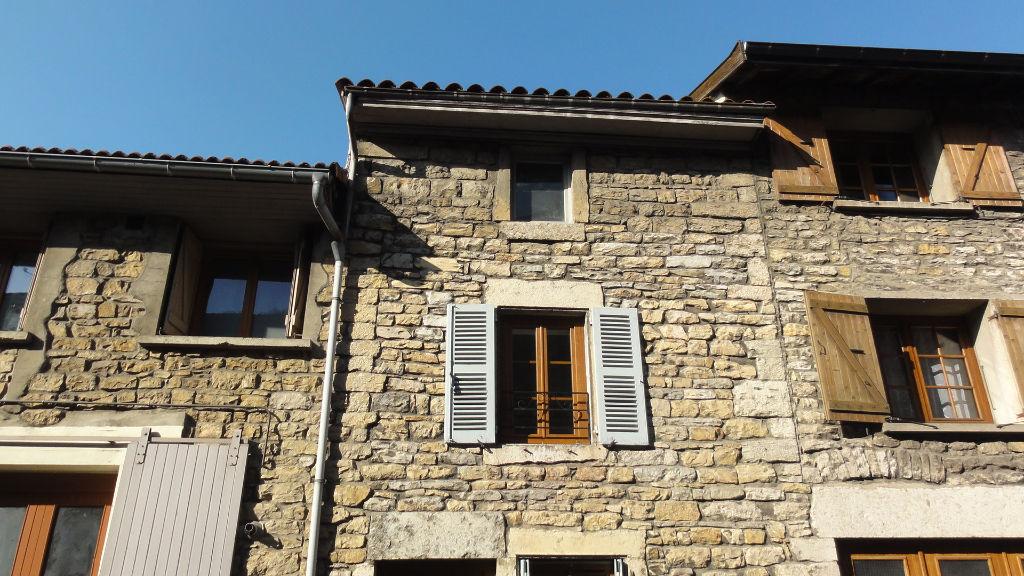 Maison de village Saint Sorlin En Bugey 3 pièce(s) 60 m2