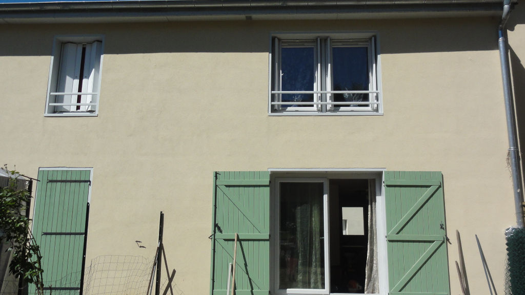 Maison Jujurieux type 3 - 70.50 m2 - jardin