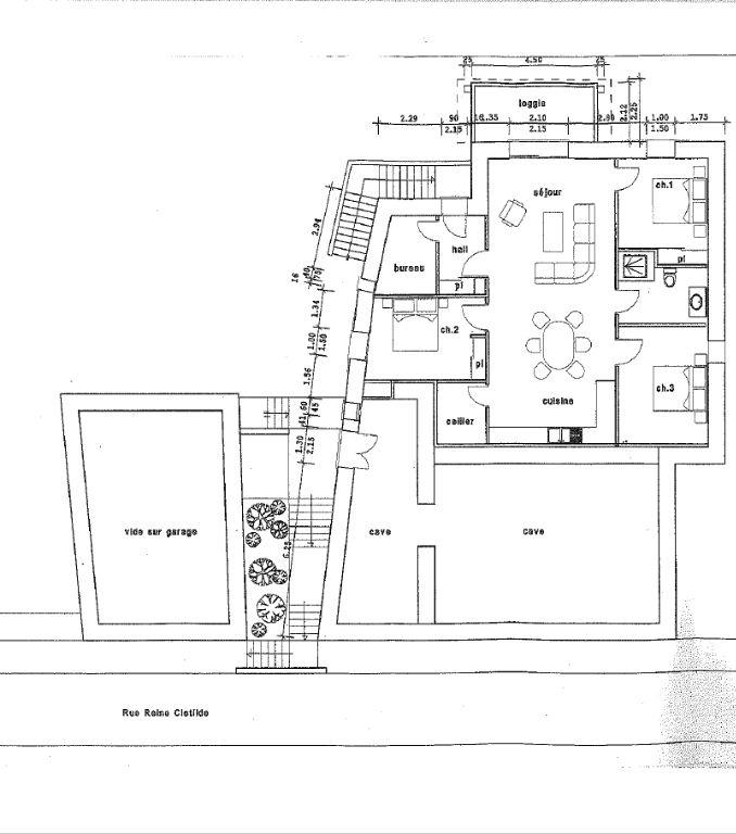 AMBERIEU EN BUGEY - 2 Appartements 180 m²