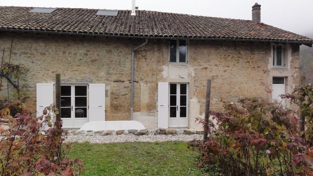 Maison Lagnieu T6 166 m², Terrasse