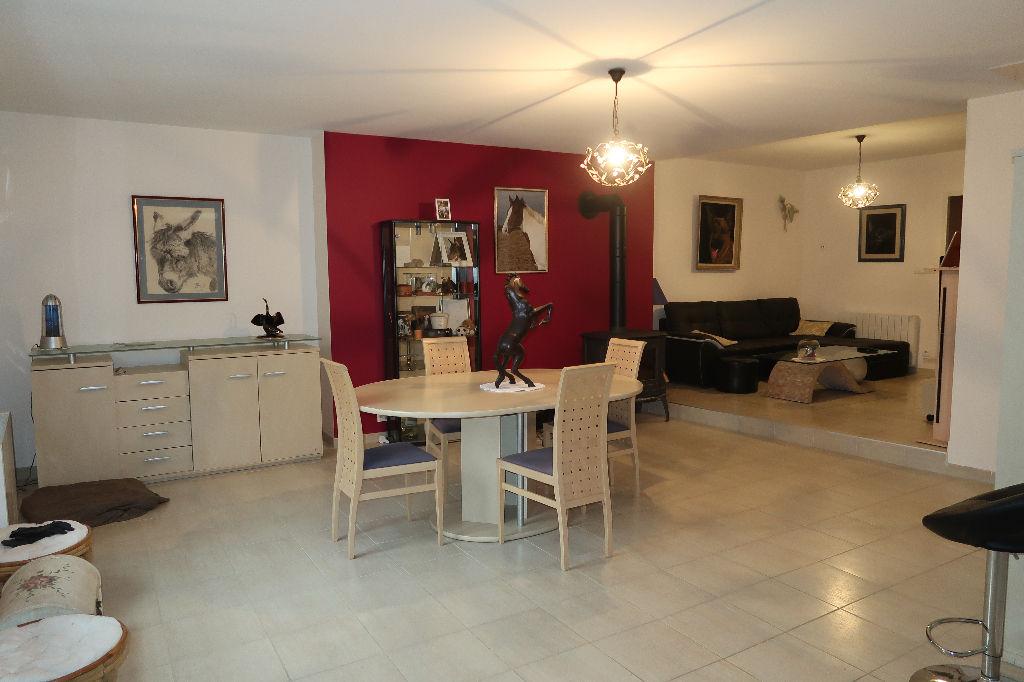 VILLARS-LES-DOMBES - Appartement T3/4 de 95 m² avec terrasse