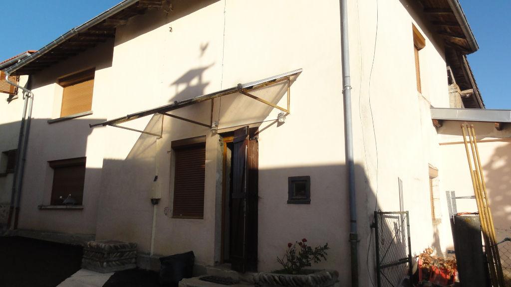 Chatillon La Palud  maison T4 120 m2 petit jardin