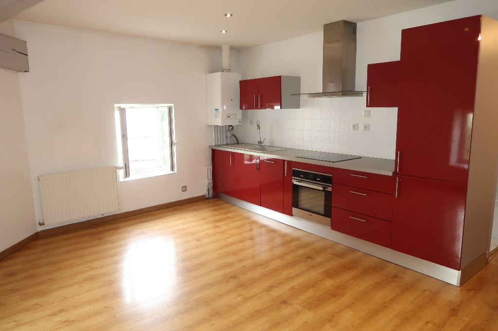 LAGNIEU - Appartement T3 de 50 m²