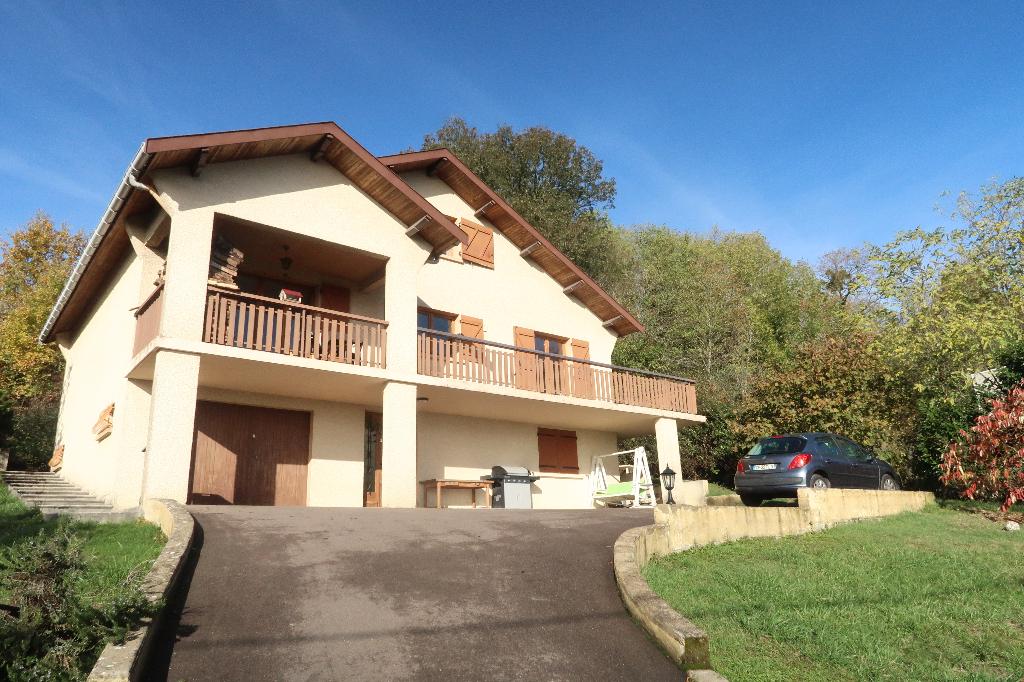 Chatillon La Palud - Villa T6 de 170 m² sur terrain de 1400 m²