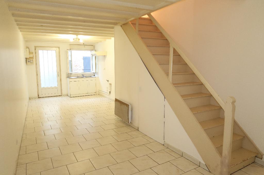 St Maurice de Rémens - Maison de ville 46 m²