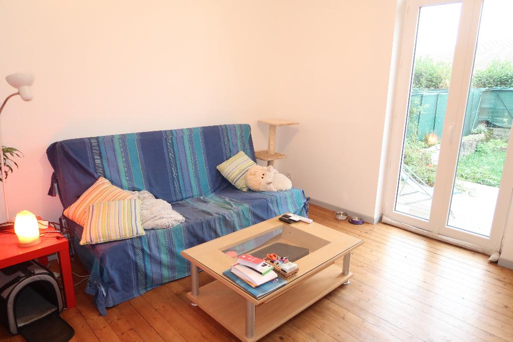 Ambérieu en Bugey - T3 de 59 m² avec jardin