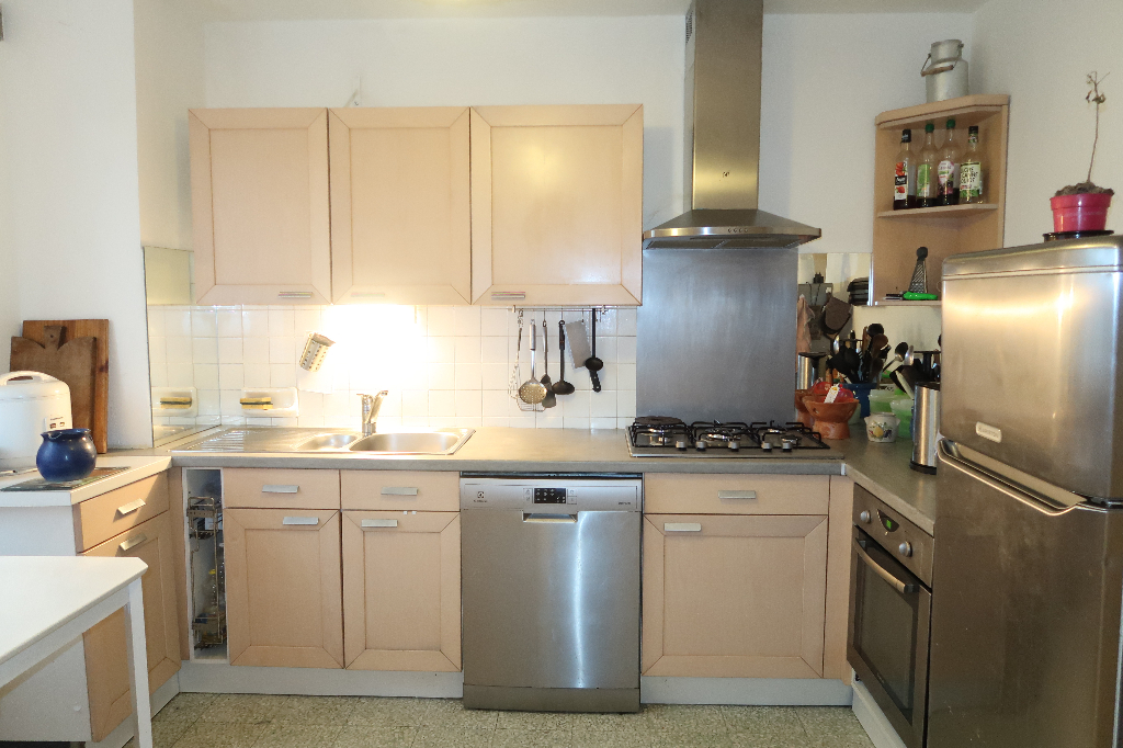 Ambérieu en Bugey - Appartement T4 de 72 m²