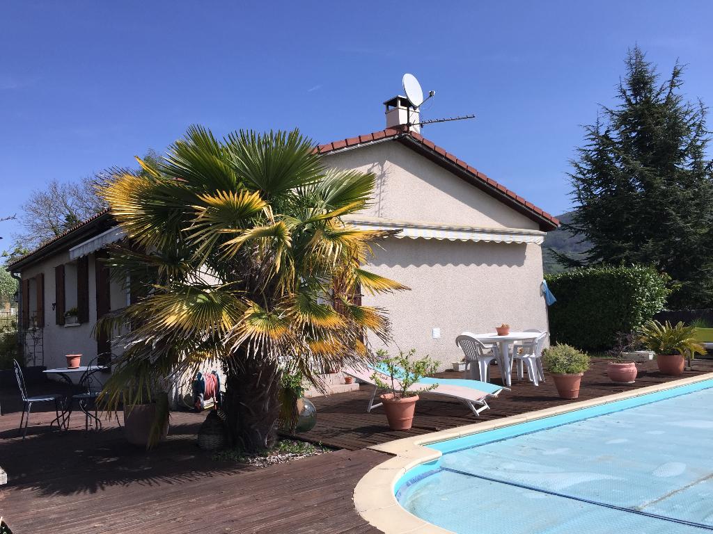 Villa Lagnieu 4 pièce(s) 120 m2