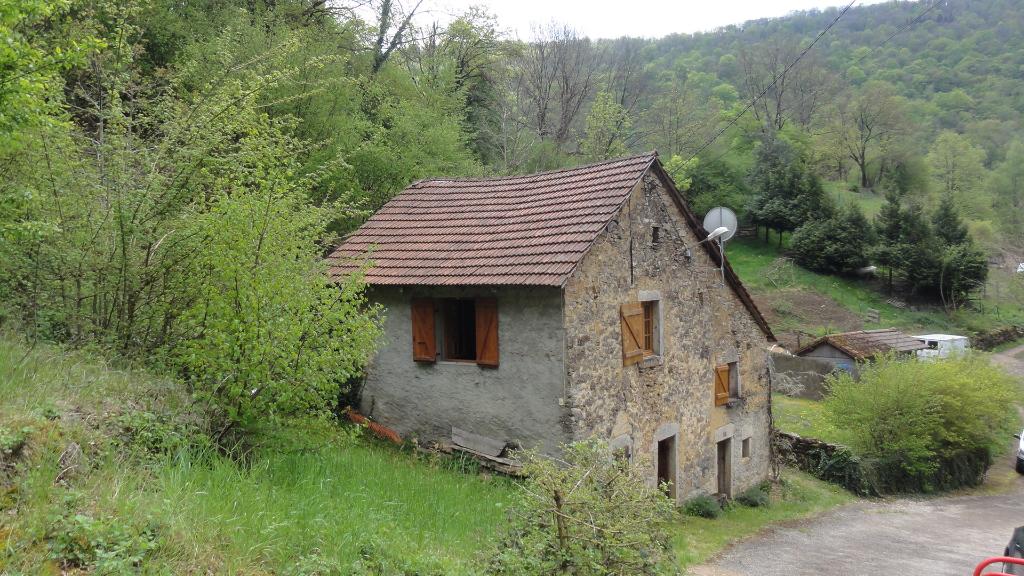 10' AMBERIEU en Bugey, maison 45 m2, terrain 1900 m²