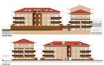AMBERIEU EN BUGEY CENTRE - Appt T2 de 54 m2 avec terrasse