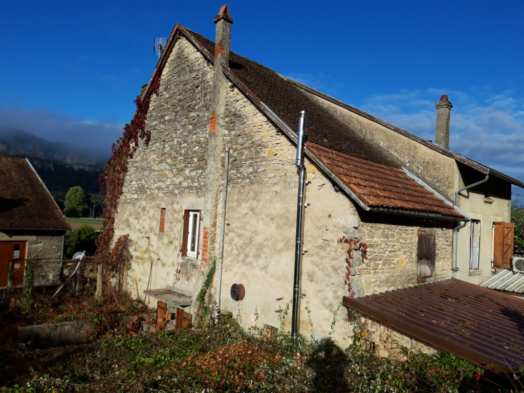 A 5 minutes de Lagnieu - Maison T4 de 115 m2 sur terrain de 539 m2