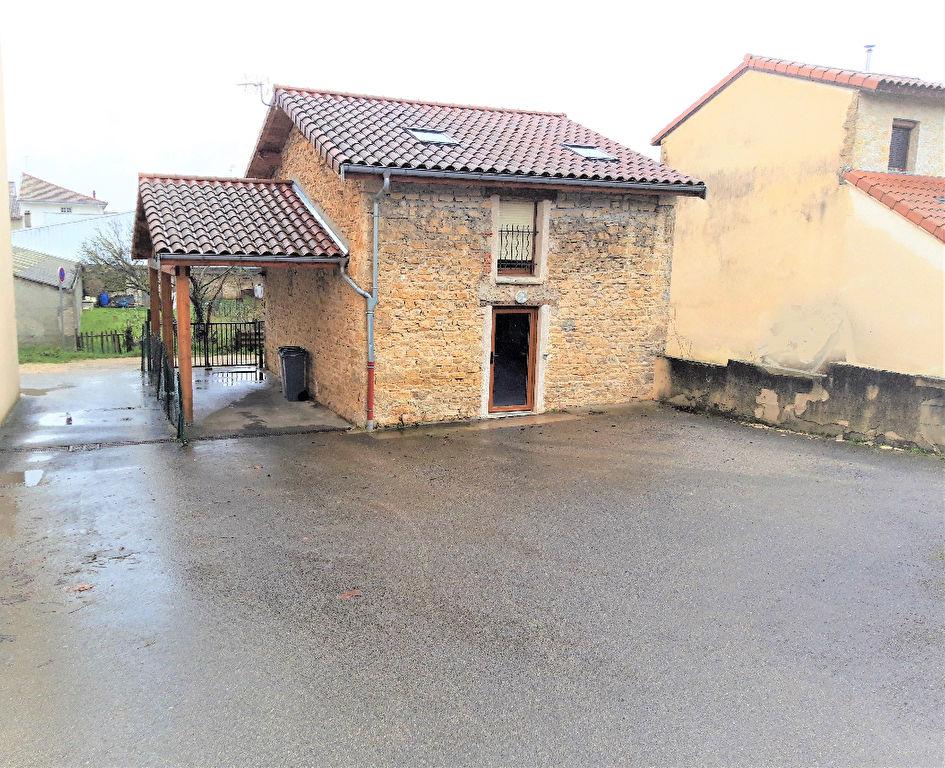Ambérieu en Bugey Tiret- Maison T3 de 65m2 avec terrasse et terrain