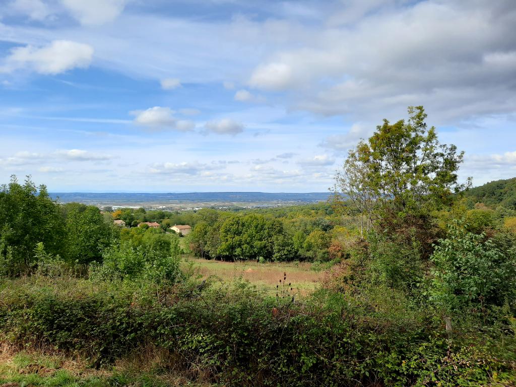 Amberieu En Bugey -Terrain de loisirs 4290 m²