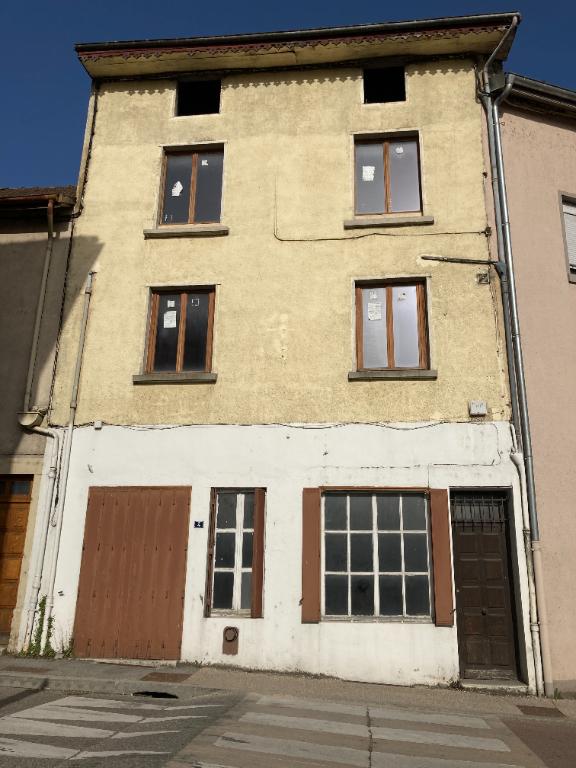 A 5 min de Lagnieu - Maison de ville 180 m²