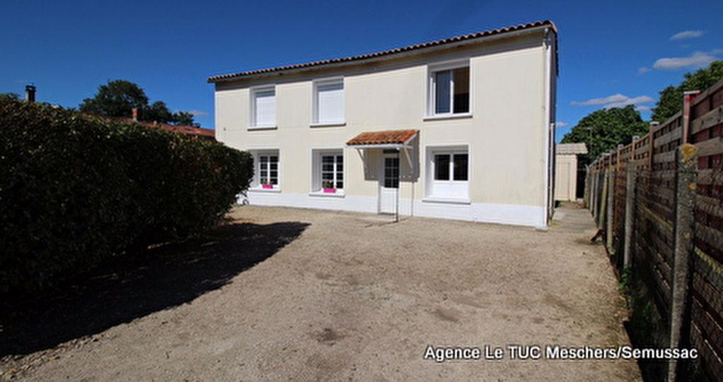 Vente Maison  secteur Saintes  5 pièce(s) 99 m²