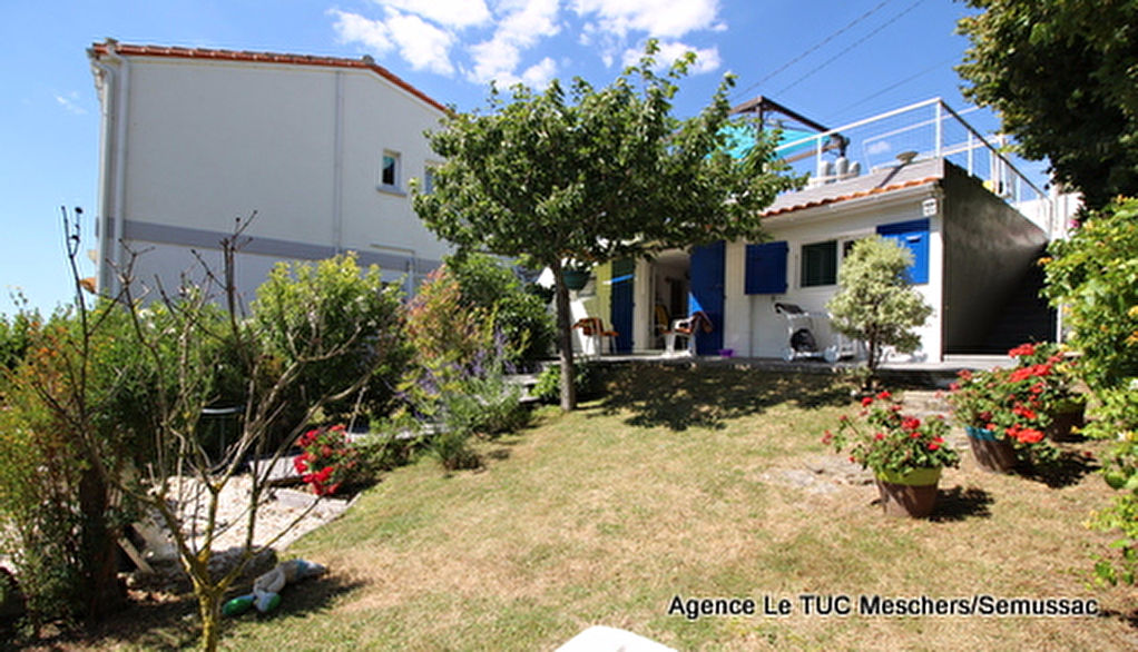 vente Proche Talmont maison vue mer/estuaire