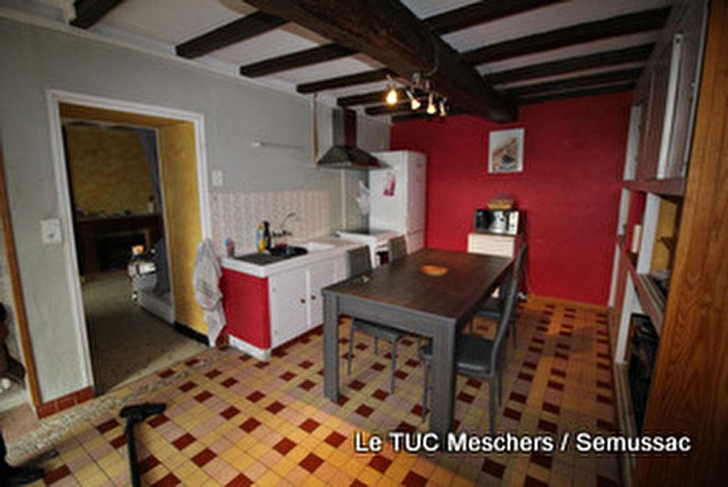 EXCLUSIVITE Vente Maison 94 m²  Chenac St Seurin d'Uzet
