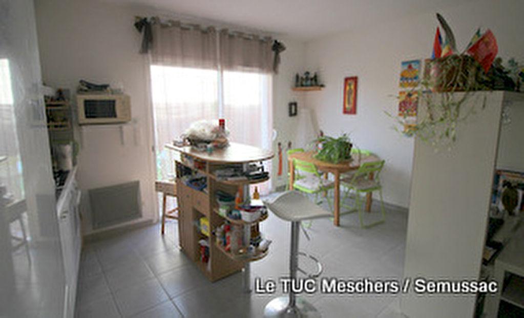 Vente Meschers maison 66 m²