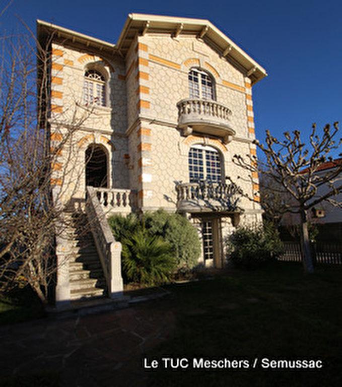 Vente Villa 182 m² env Royan