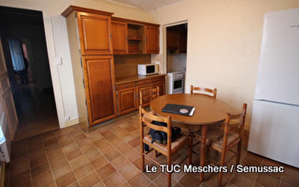 Meschers Appartement  3 pièce(s) 43 m2