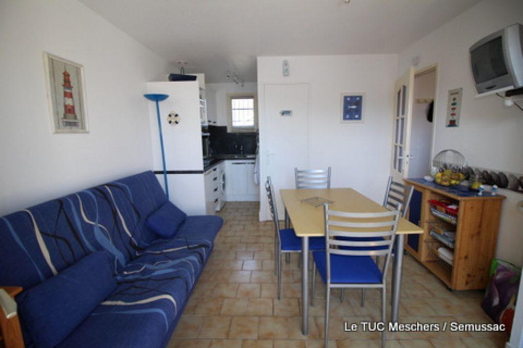 Maison Meschers 2 pièce(s) 24.65 m2