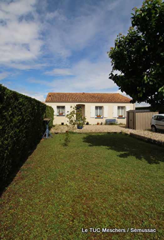 House Meschers Sur Gironde 5 room (s) 113 m2