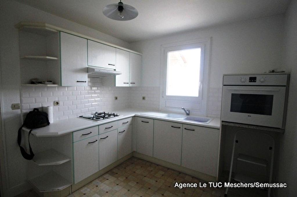 Meschers Maison 56.44 m²