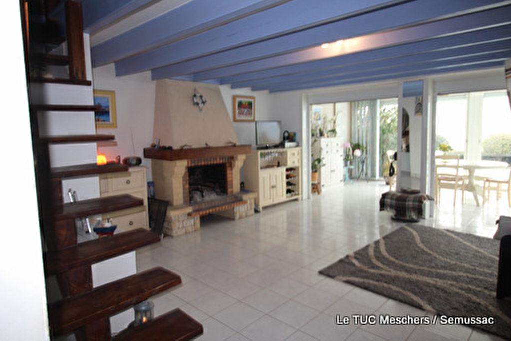 Maison Meschers Sur Gironde 5 pièce(s) 112 m2