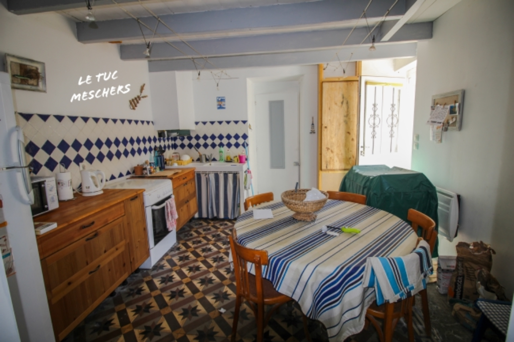 Maison Meschers Sur Gironde 4 pièce(s) 65 m2