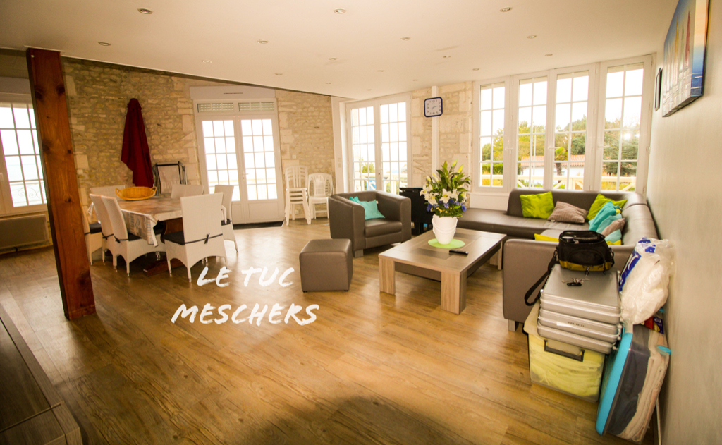 Appartement Meschers Sur Gironde 5 pièce(s) 90 m2