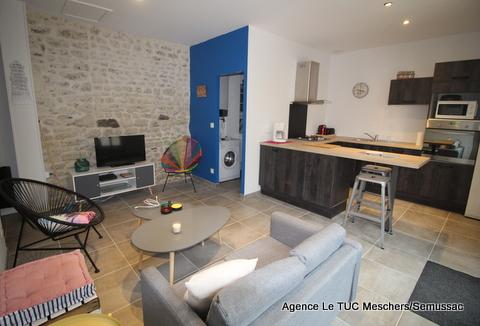 Meschers maison 50 m² environ