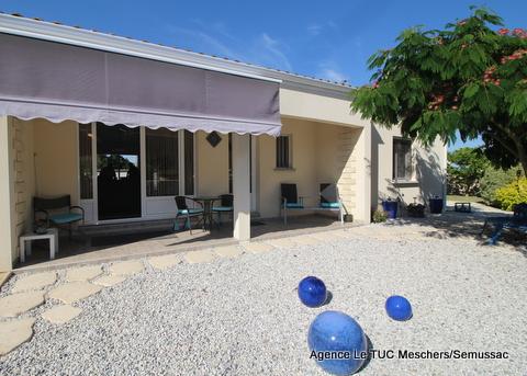 Meschers Maison 100 m² environ