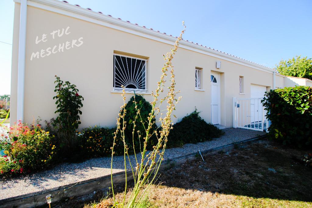 Meschers Maison  3 pièce(s) 75 m² environ