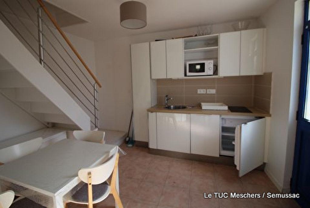 Maison Meschers Sur Gironde 3 pièce(s) 40 m2
