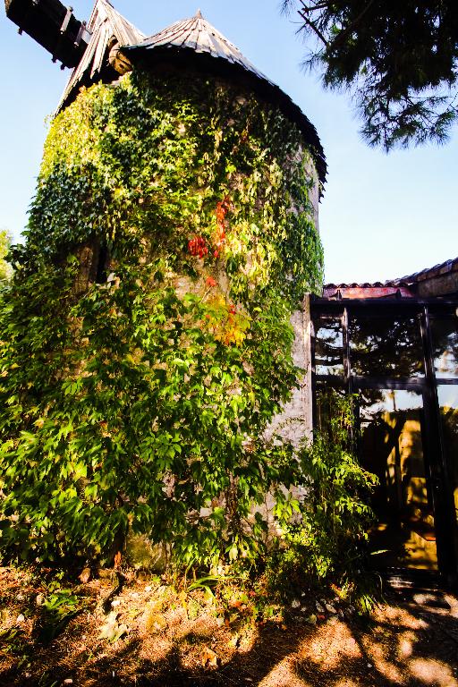 Maison (moulin a vent)