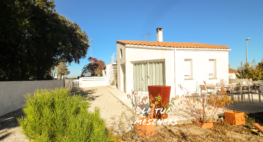 Maison Meschers sur Gironde 113 m² environ