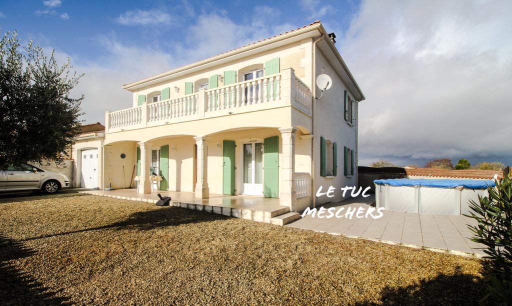 Meschers sur Gironde Maison 159 m2